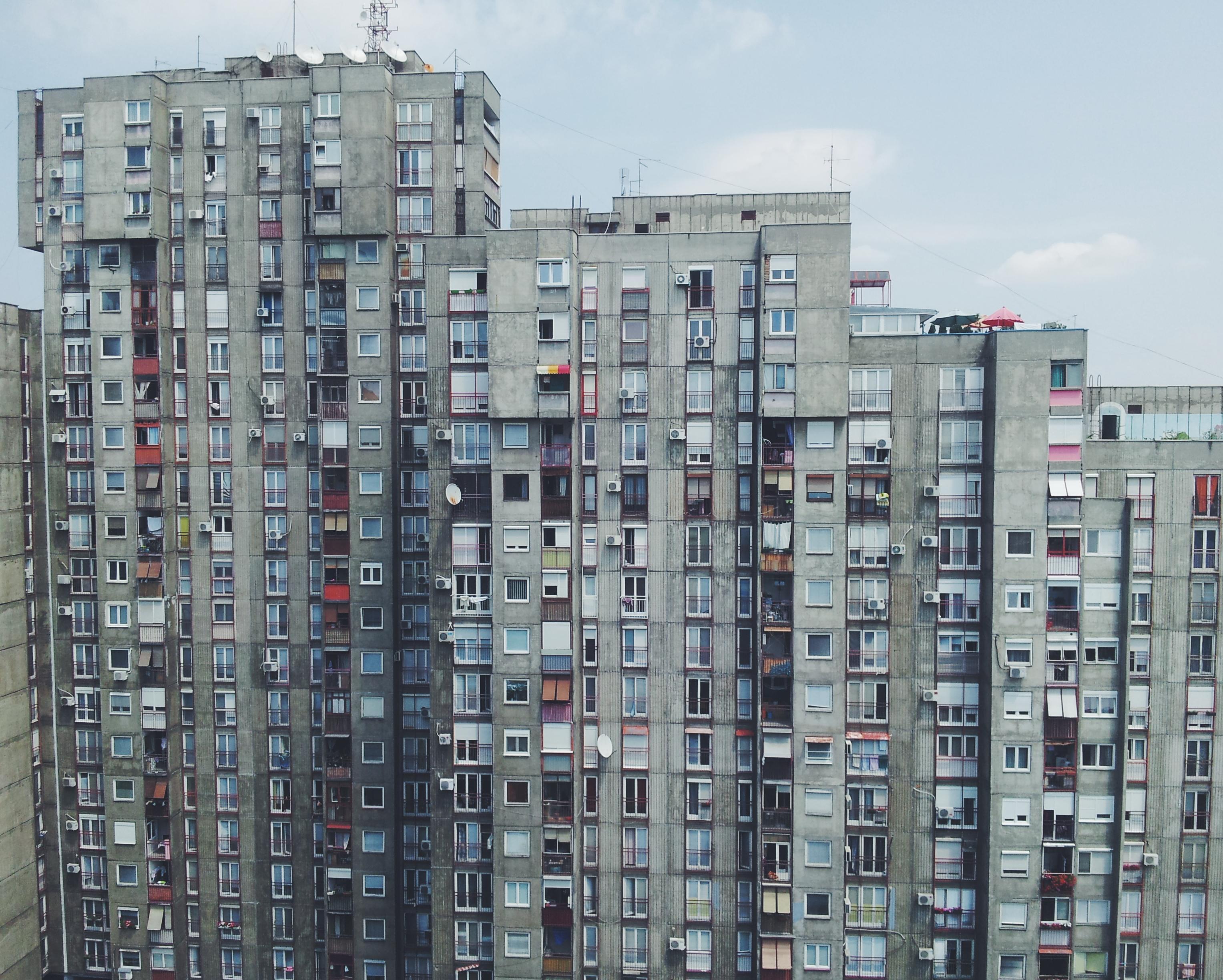 Suburbs of Belgrade