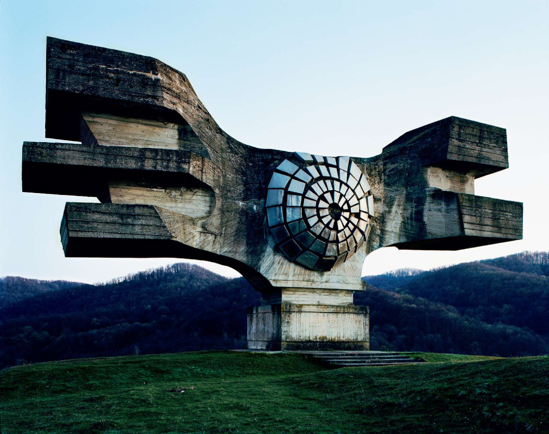 Communist monuments in Yugoslavia