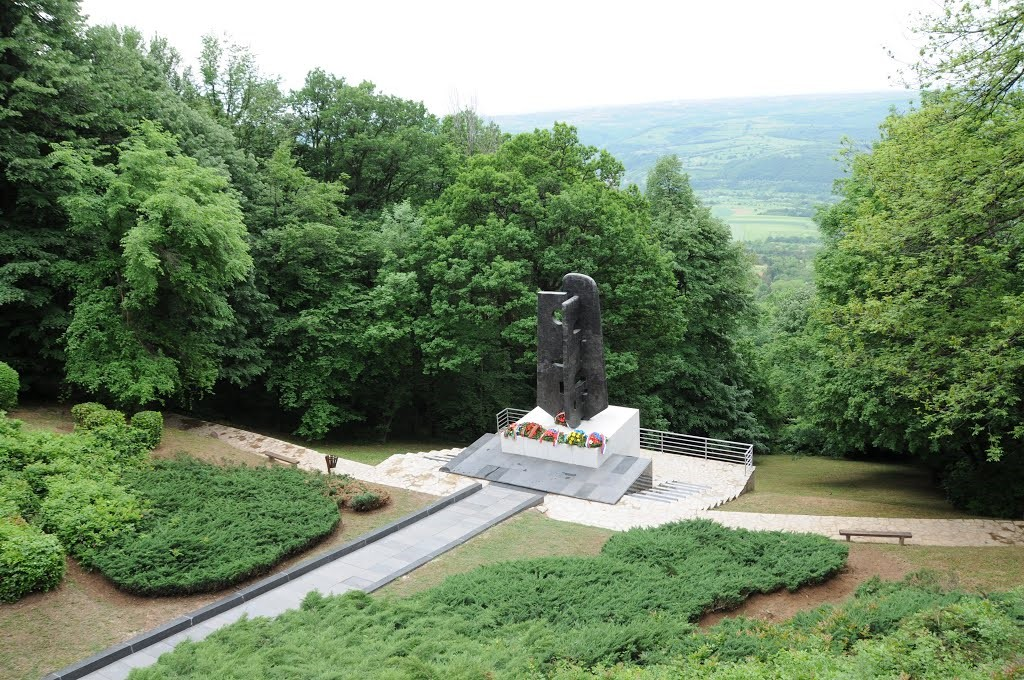 Monument to the Soviet War Veterans